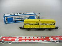 AM329-0,5# Märklin/Marklin H0/AC 4670 Containerwagen Intercont DB, NEUW+OVP