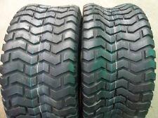 TWO 23/10.50-12, 23/10.50x12 Lawnmower/Golf Cart Turf Tread 4 ply Tires