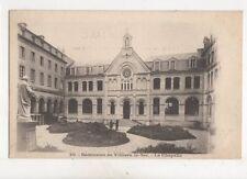 Seminaire de Villiers Le Sec La Chapelle France Vintage U/B Postcard 439b