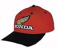 Honda Hat Cap Honda Wing Embroidered Metro Racing - NEW