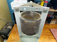 Large RF Inductor coil...Multronics...9.9 uH...20 amp size