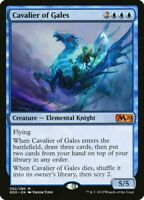 1x CAVALIER OF GALES - Elemental - M20 - MTG - Magic the Gathering - NM