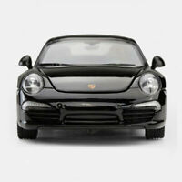 Porsche 911 Carrera S Coupe 1:24 Scale Model Car Diecast Toy Vehicle Gift Black