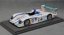 Spark Audi R8 Le Mans 24 Hour Race 2005 Biela, Pirro & McNish S0671 1/43