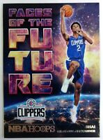 2018 Panini NBA Hoops Faces of the Future Shai Gilgeous-Alexander Rookie RC #11