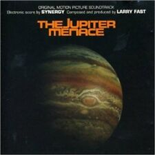 Synergy - The Jupiter Menace CD NEU OVP