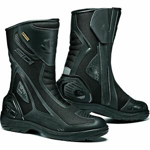 Sidi Aria Gore Motorcycle Motorbike Touring And Urban CE Approved Boots