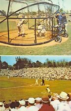 Vero Beach FL Dodgertown Spring Training for The Los Angeles Dodgers Postcard