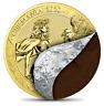 5 Mark Chocolate Germania 1 oz Silver 2020