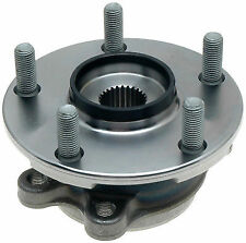Raybestos Professional Grade Wheel Bearing and Hub Assembly-PG Plus Front 713257