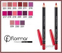 Flormar Lip Pencil Lipliner Waterproof Different Shades Long-lasting