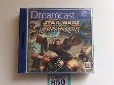Sega Dreamcast Star Wars Episode 1 Jedi Power Battles