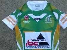 Boggabri Kangaroos group 4 CRL player issue rugby league jersey # 9