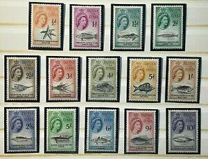 TRISTAN DA CUNHA Sc#28-41 Complete set Mint NH OG VF (8-122)