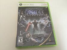 Star Wars: The Force Unleashed (Microsoft Xbox 360, 2008) XBOX 360 NEW
