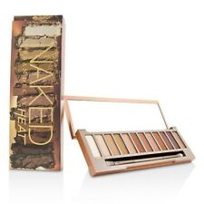 Urban Decay Naked Heat Palette 12x Eyeshadow 1 Double Ended Blending Brush