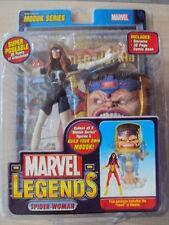 MARVEL LEGENDS SERIES 15 MODOK : SPIDER-WOMAN VARIANTE 2006 TOY BIZ NEUF