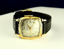 VTG. MENS WADSWORTH AUTOMATIC TANK STYLE GP BEZEL WATCH WITH SWISS 17J MOVEMENT