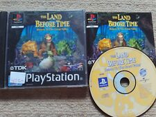 The Land Before Time: Return To the great Valley - Raro Sony PS1 Gioco