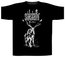 Solstafir - Tilberi T-SHIRT M Drudkh Primordial Agalloch Ulver Enslaved