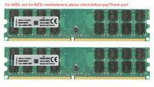8GB Kit ( 2 x 4GB ) Memory RAM DDR2 PC2-6400 800MHz Desktop Non-ECC DIMM AMD RAM
