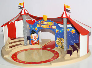 Märklin 124589 Circus Mondolino Circus Tent from Set 78092