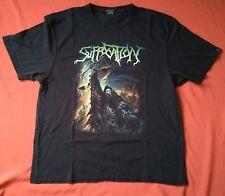SUFFOCATION Pinnacle Of Bedlam Shirt - Größe 4XL - Top Zustand