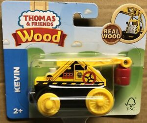 Thomas & Friends Wooden Railway Train Kevin The Crane