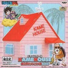 Japan Banpresto Dragon Ball Z Kame House Money Coin Bank Figure Box 90% new