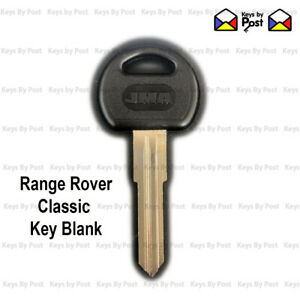 Range Rover Classic Key Blank MUC2153 After Market (Made by JMA)