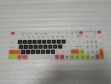 keyboard skin for MSI PE60 PE62 PE70 GL62 GL62M GL63 GL65 GL72 GL72M GL73