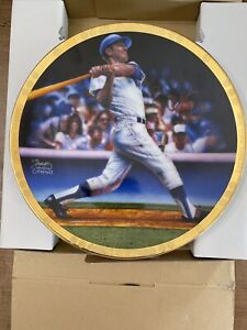Sports Impressions MICKEY MANTLE 2404/7500~Limited Edition Plate~NEW IN BOX