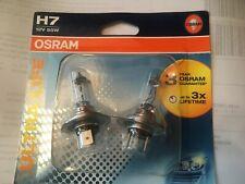 2 Stk. Osram H7 Ultra Life 55W 64210ULT-02B Glüh-/Leuchtstofflampe 3 x Lifetime