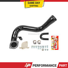 6.6 Duramax LMM EGR Delete Kit High Flow Intake Elbow for 07-10 Chevrolet Diesel