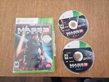 Mass Effect 3 (Microsoft Xbox 360, 2012) VG