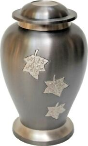 Falling Leaves Adult Cremation Urn