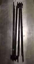 GENUINE ROVER 75 MG ZT PAIR OF LOWER REAR SUSPENSION ARM ARMS PETROL AND DIESEL