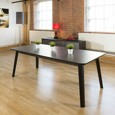 Unbranded Wooden More than 200cm Kitchen & Dining Tables