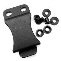 Details about  /Gear Molle-Lok Kydex K Sheath Belt Clip Waist Clamp Scabbard For Molle NEW J2S5
