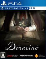 Deracine Collector's Edition PS4 VR Only Sony PlayStation 4 NEW import JAPAN