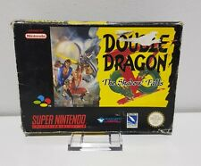 Nintendo SNES - Spiel | Double Dragon V - The Shadow Falls | Modul+OVP A1876