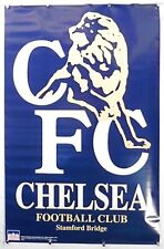 "CHELSEA Football Club LOGO poster rare Starline 22.50"" X 34.75"" NOS (b649)"