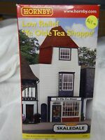 Hornby R9761 Skaledale Ye Olde Tea Shoppe ready made and painted building BNIB