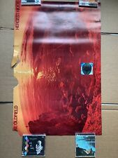 Mike Oldfield Hergest Ridge Poster Promo