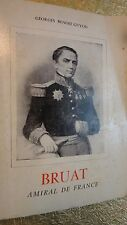 Bruat, amiral de France.