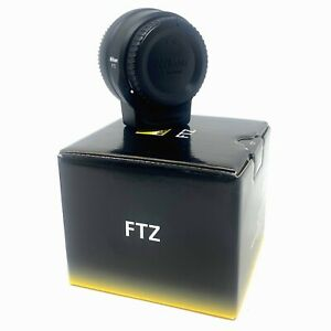 Nikon FTZ Mount Adapter for Z-mount mirrorless cameras - UK NEXT DAY DELIVERY