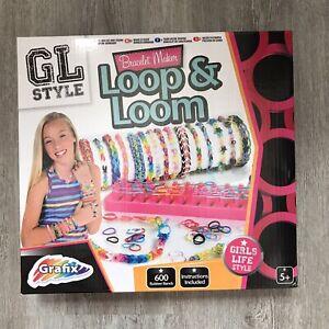 Loop and Loom Bracelet Maker New UK seller