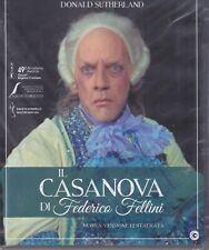 Il Casanova di Federico Fellini (blu-ray) CG