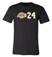 Kobe Bryant Los Angeles Lakers #24 Jersey player shirt❗️