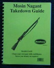 Mosin Nagant Rifles Takedown Guide Radocy Assembly